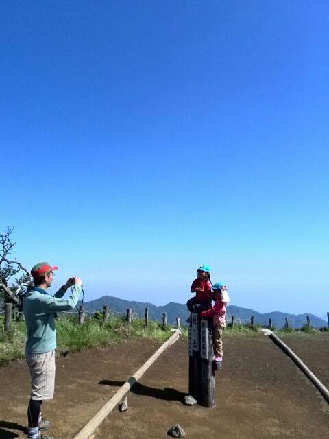 トトロ幼稚舎 蛭が岳登山